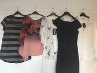 Bundle of women's clothes 10-12
