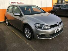 2016 Volkswagen Golf 1.6 TDI BlueMotion Tech Match Edition (s/s) 5dr
