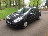 """2010 RENAULT CLIO EXPRESSION 1.5 DIESEL 5DR """"LONG MOT TILL 2018 + DRIVES VERY GOOD + FREE ROAD TAX"""""""