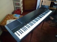 Yamaha PF 85 digital piano.