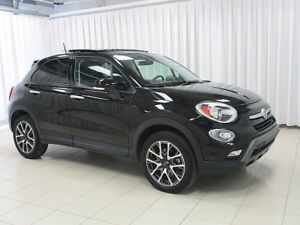 2017 Fiat 500X LET THIS CAR FUEL YOUR SOUL!! AWD 5DR HATCH W/ RE