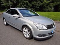 Vauxhall Astra Twintop Design 1.8L Convertible