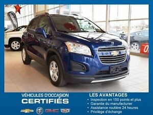 2016 CHEVROLET TRAX AWD LT Crossover