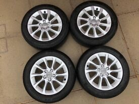 Alloys wheels -Audi,Bmw,VW,Seat,Skoda,Mercedes