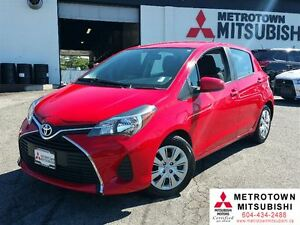 2015 Toyota Yaris LE; Local, no accidents