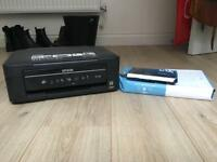 EPSON XP-202 Printer with free paper and ink