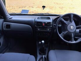 Nissan alemra 2004 very low mileage for sale