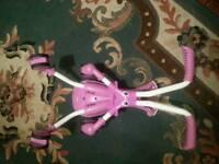Scramble bug hornet foldable bike