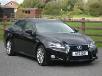 2013 LEXUS GS 250 LUXURY AUTO **ONLY 27000 MILES WITH FULL LEXUS SERVICE HISTORY**