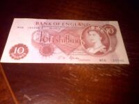 Old Pound notes