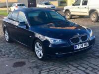 BMW 520 FULL YEAR MOT