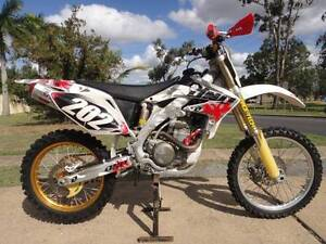 2008 Honda CRF450R Motocross Bike Rockhampton Rockhampton City Preview