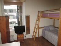 Holiday Apartment / Hyde Park / Queensway / central London / A very spacious studio apartment