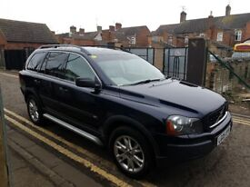 Volvo XC90 2.4 TD D5 SE Geartronic 7 seats, full service history, 2 owner, 2 keys,