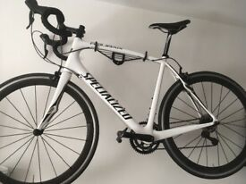 Specialised roubaix road bike