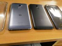 Two unlocked android phones