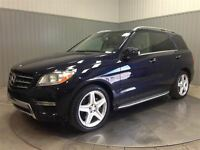 2012 Mercedes-Benz M-Class ML350 BlueTEC AWD TOIT CUIR NAVI