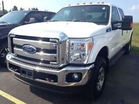 2015 Ford F-250 XLT 8 FOOT BOO