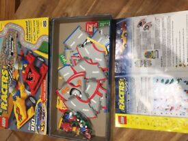 Lego racers board game