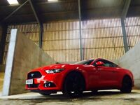 Ford Mustang 2.3 EcoBoost (Custom Pack) Fastback 3dr