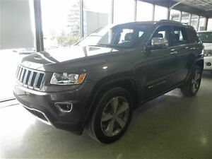 2016 Jeep Grand Cherokee Limited | Leather | NAV | BIG Screen