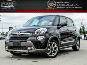2015 Fiat 500L Trekking|NAvi|Bluetooth|Heated Front seats|Keyles