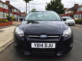 2014 FORD FOCUS 1.0 ECOBOOST £30 TAX 1 YEAR MOT, TAXED IMMACULATE CAR !!!!