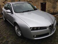 Alfa Romeo 159 2.0 JTDM diesel with full service history