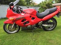 Suzuki GSX-F 600cc