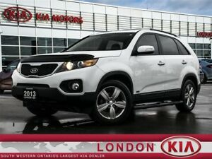 2013 Kia Sorento EX V6 AWD - BLUETOOTH, BACK-UP CAM, LEATHER