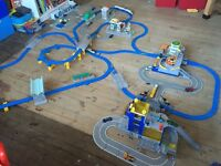 Tomica hypercity and hypercity rescue set - excellent condition, ideal Christmas present