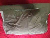 Duvet and Pillow set(with covers)