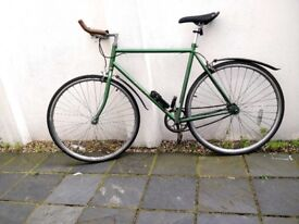 AMAZING single speed bike, fixie, road bike for commuters