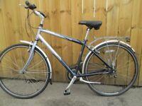 Raleigh Pioneer Metro Airlite Gents bike