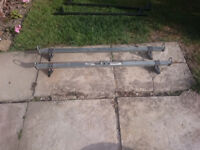 CAR ROOF BARS GUTTER TYPE SUIT SMALL CAR