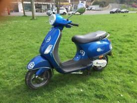 Vespa LX50 2006