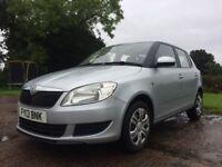 Skoda Fabia (Corsa,Clio Polo) 2013 Diesel priced to sell £3995