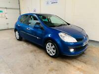 Renault Clio dynamique 1.2 TCE in stunning condition low mileage long mot service history