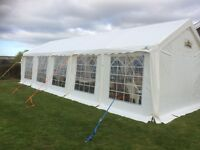 Large 10mx4m Marquee