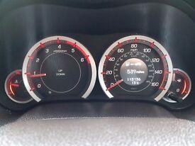 Honda Accord 2009 GREY 2.2 i DTEC Type S 4dr w/ FSH. STUNNING EXAMPLE