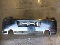 GENUINE VW GOLF R32 REAR BUMPER
