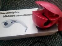 Miniature automatic curlers