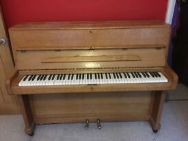 Welmar Schools Piano for Sale - £400. In good condition, will require tuning collection Potters Bar