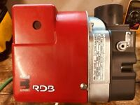 Riello RDB 1 70-90 In Superb condition. Fully Overhauled 21.6 - 33.5 KW