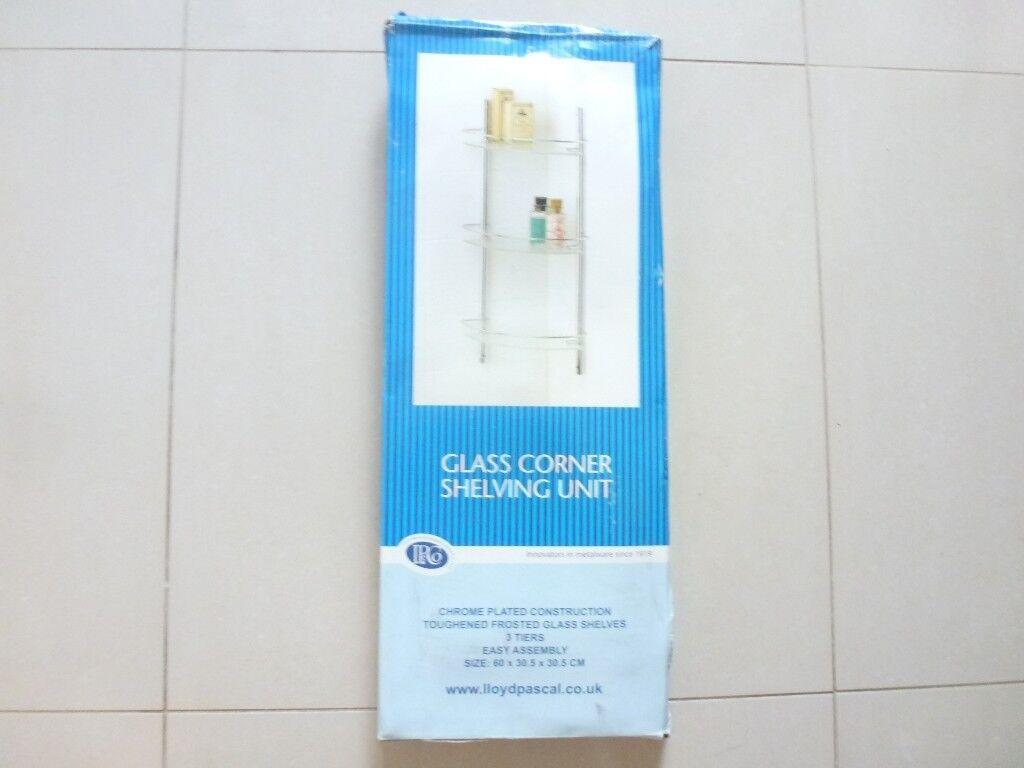 Fancy Chrome Bathroom Shelving Ensign - Bathtub Design Ideas ...