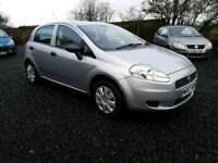 Fiat Grande Punto, 2007, 1.2, low mileage, cheap insurance+NEW MOT