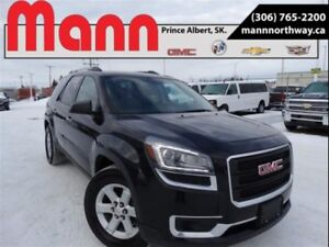 2015 GMC Acadia SLE | AWD, Bluetooth, Rear Park Assist, Cloth.