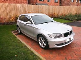 BMW 1 Series car for sale in Cheshire... in excellent condition!