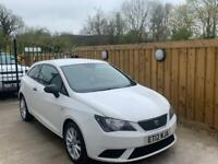 2012 seat Ibiza 1.2 Petrol, facelift model
