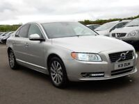 2011 volvo S80 se D3 only 87000 miles, full service history, motd dec 2019 excellent example